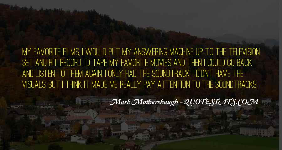 Answering Machine Quotes #1596100