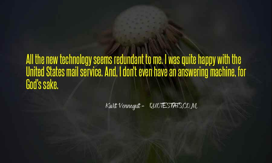 Answering Machine Quotes #1866516