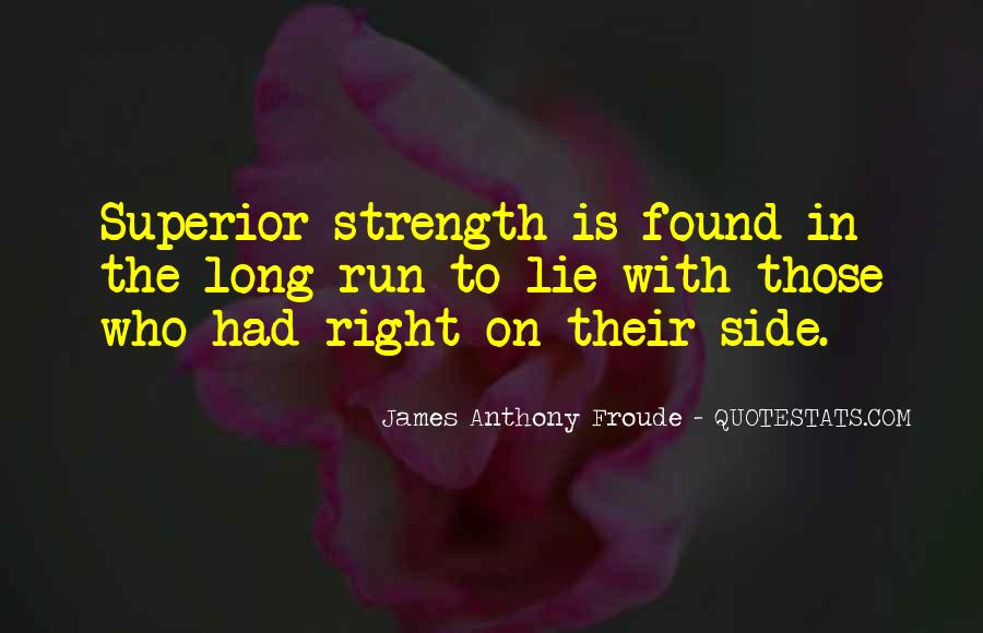 Anthony Froude Quotes #342753