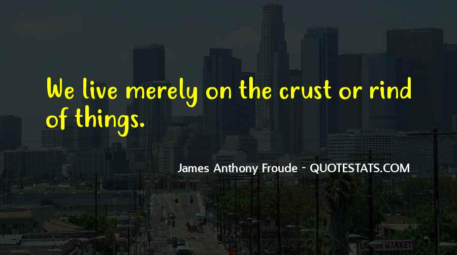 Anthony Froude Quotes #675623