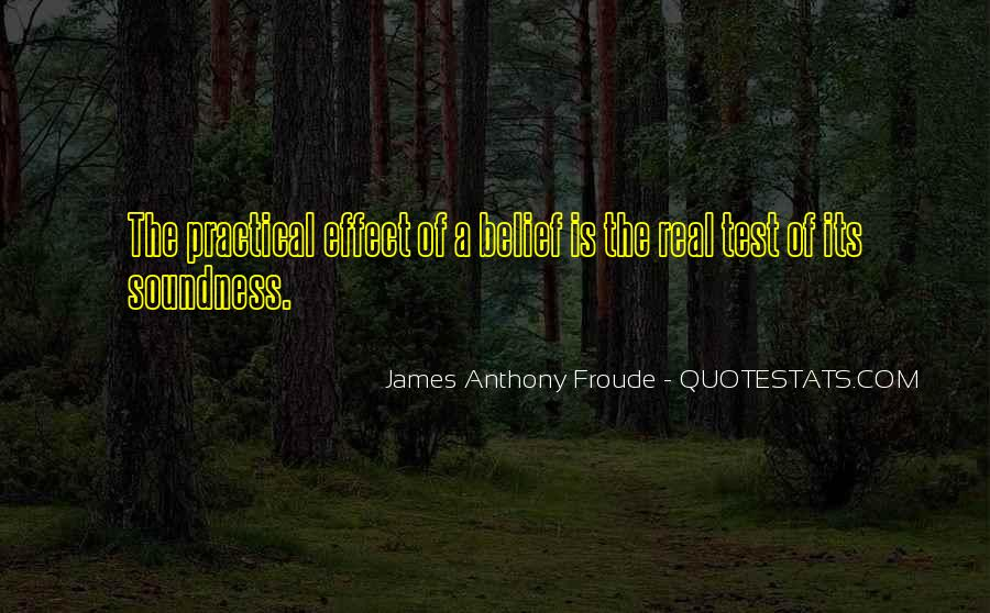 Anthony Froude Quotes #9205