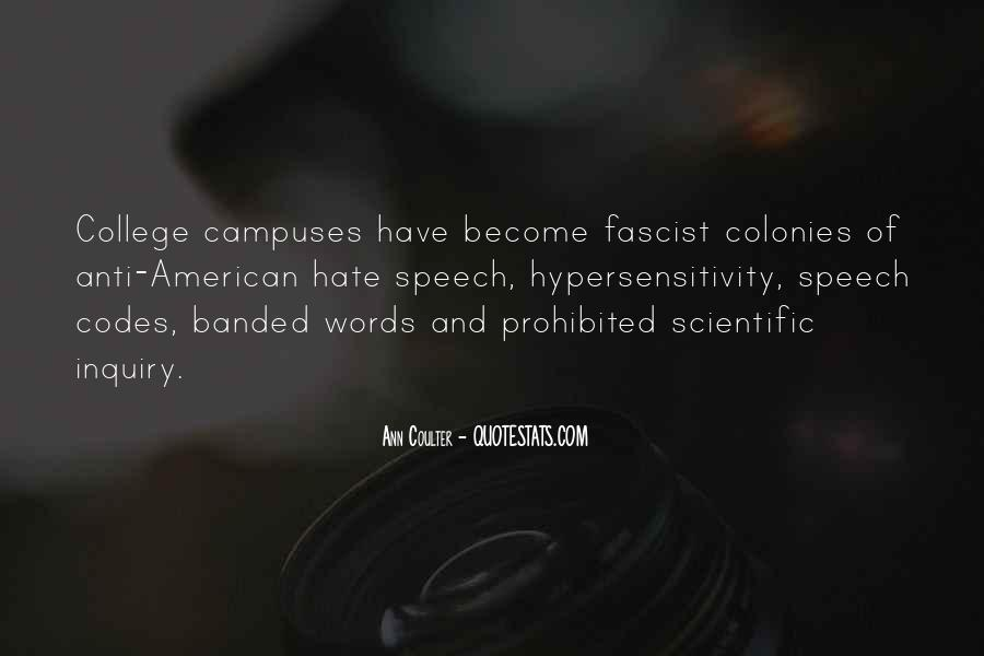 Anti Fascist Quotes #91428