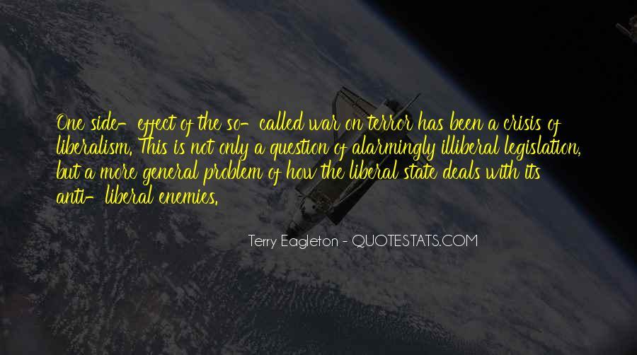 Anti Terror Quotes #1794752