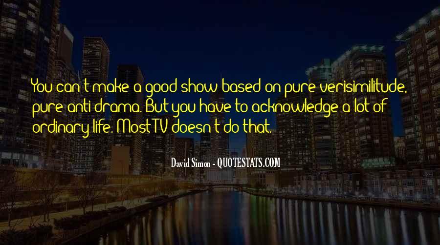 Anti Tv Quotes #1128893