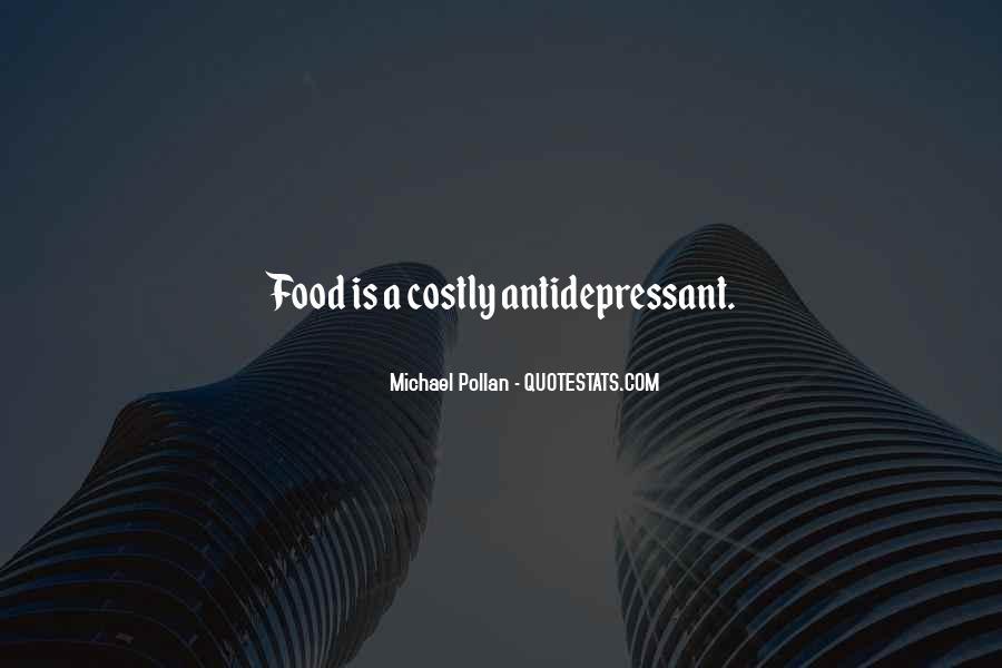 Antidepressant Quotes #1041116