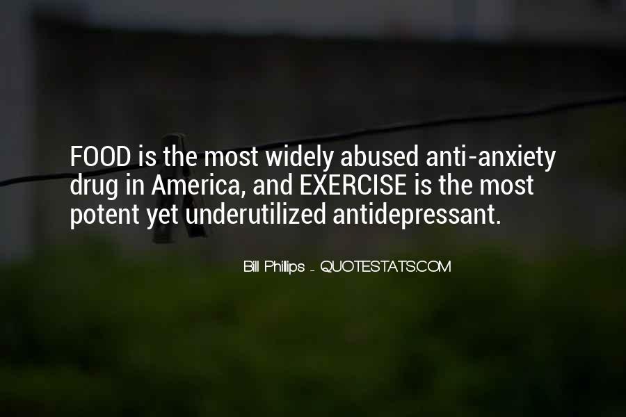 Antidepressant Quotes #1554306