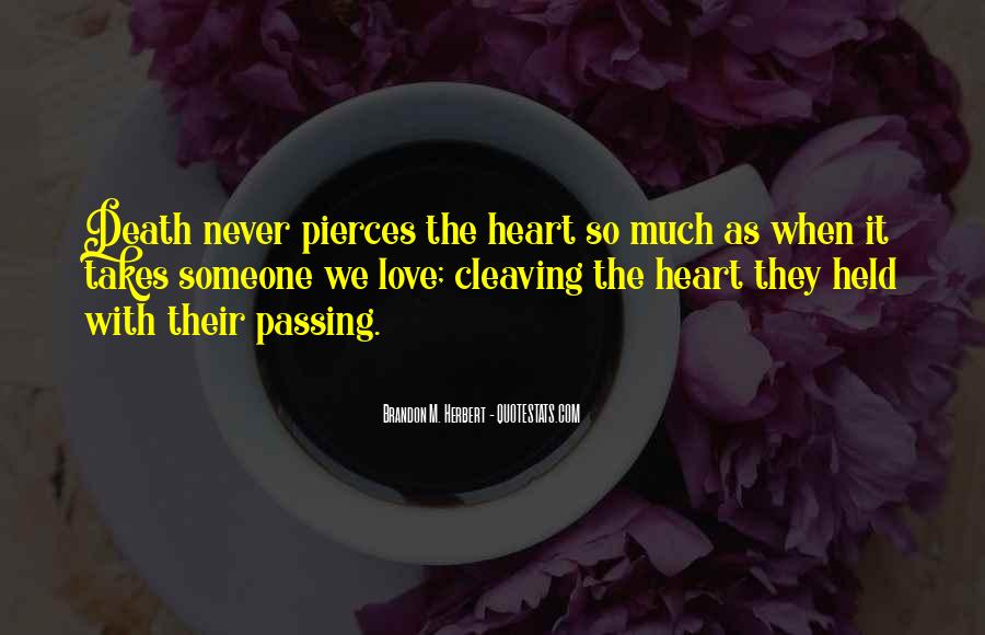Quotes About Mourning A Loved One #81783