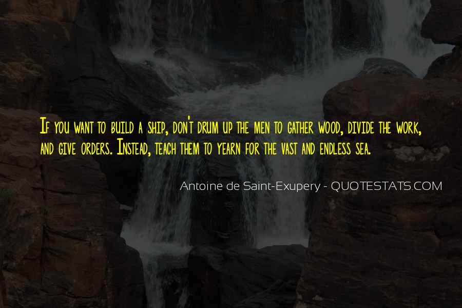 Antoine Quotes #121294