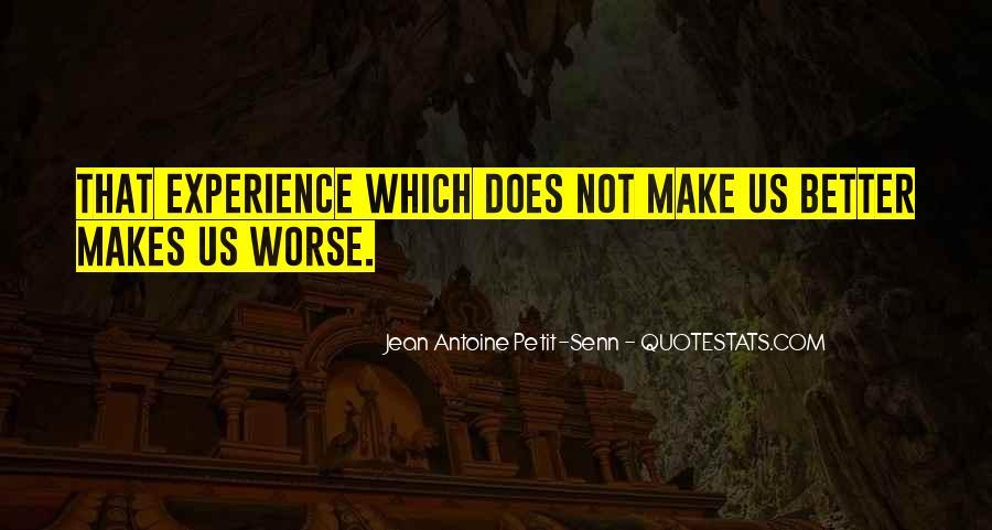 Antoine Quotes #144824