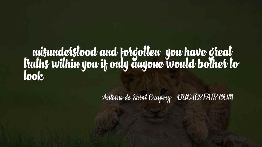Antoine Quotes #146929