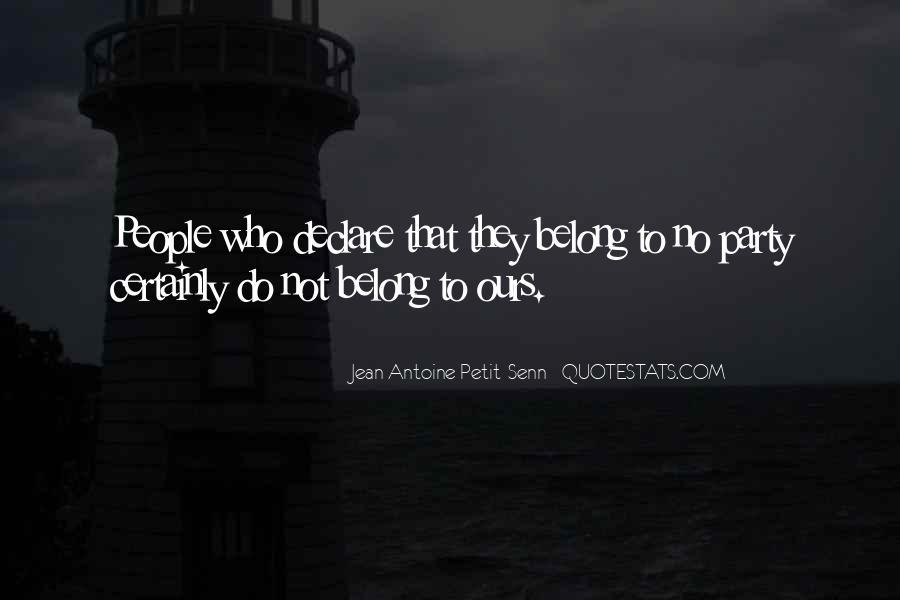 Antoine Quotes #226419