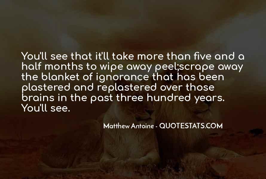 Antoine Quotes #46449