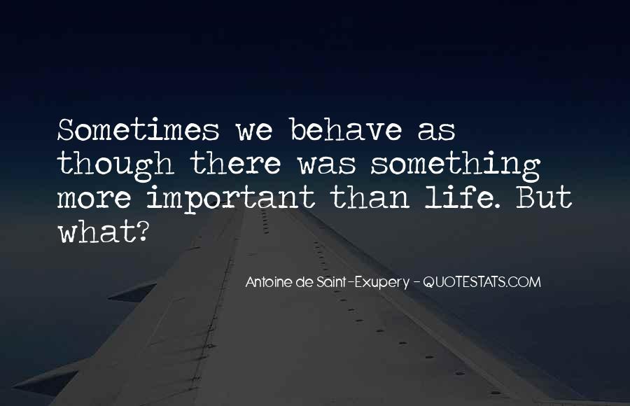 Antoine Quotes #99535
