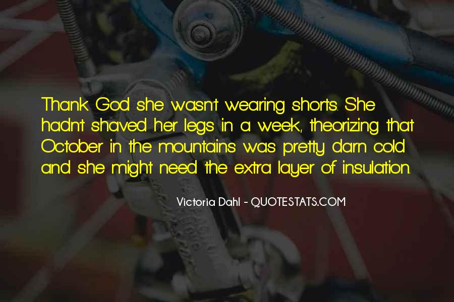 Quotes About Mountains Funny #1740092
