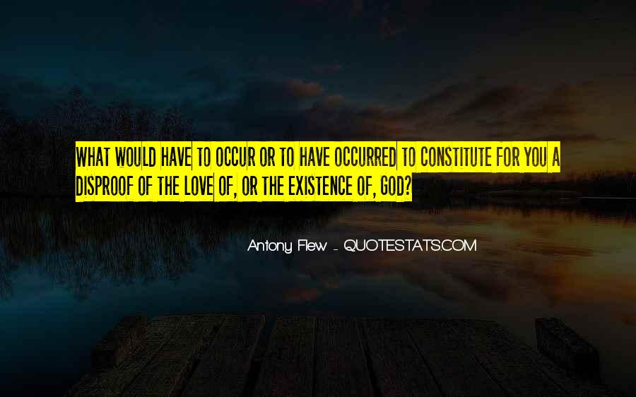Antony Flew There Is A God Quotes #422754