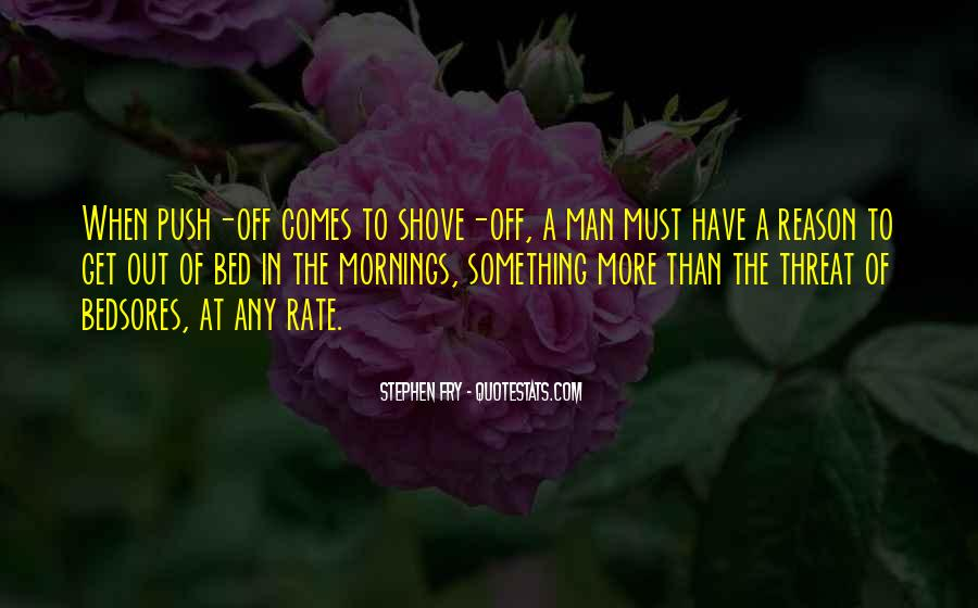 Any Man Quotes #16483