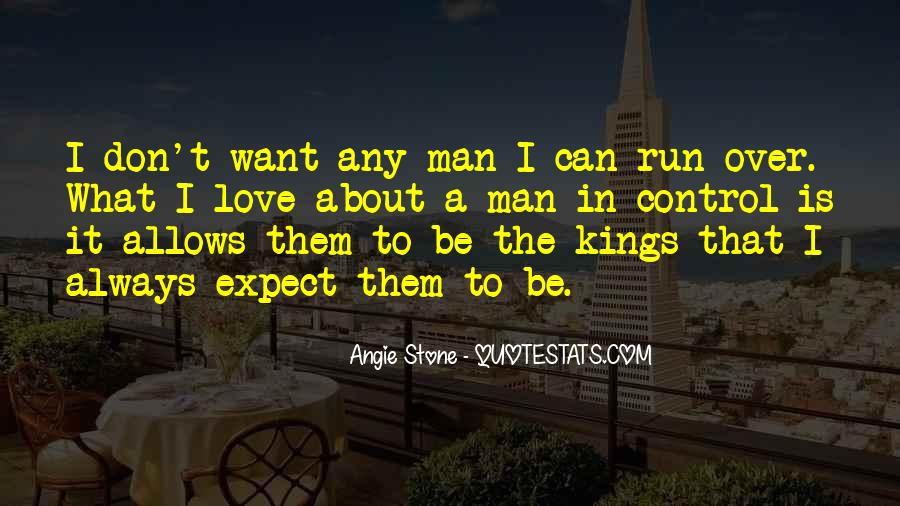 Any Man Quotes #1923