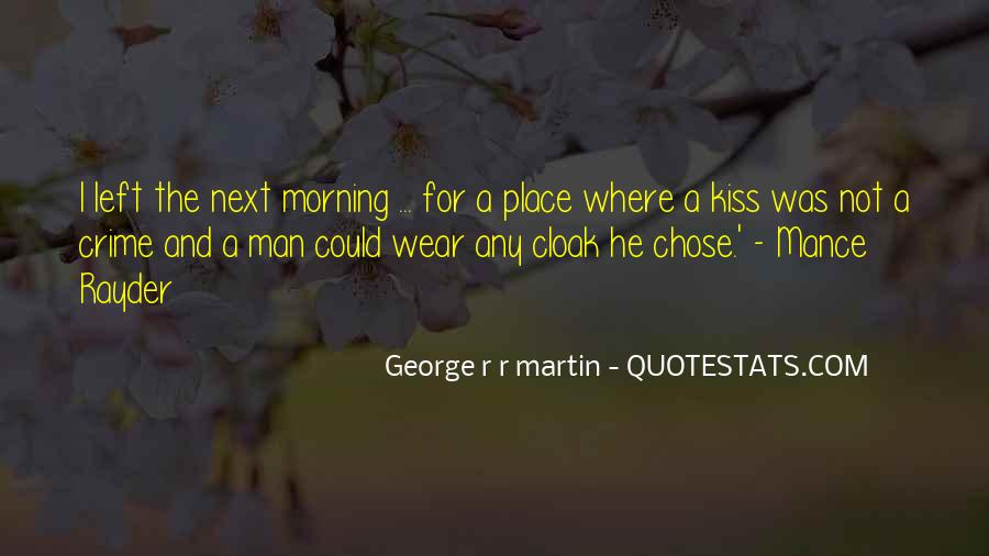 Any Man Quotes #47455