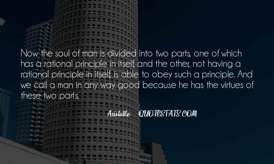Any Man Quotes #860