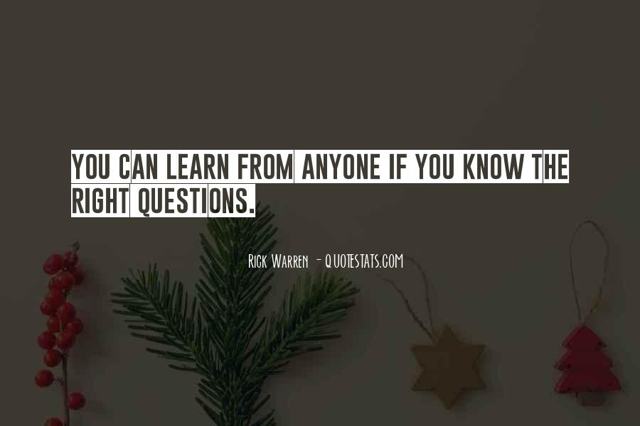 Anyone Can Learn Quotes #1103138