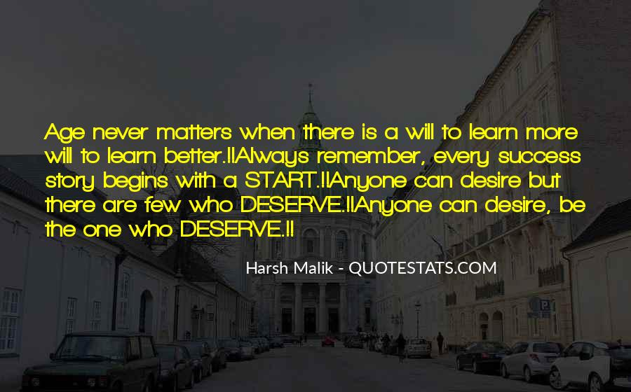 Anyone Can Learn Quotes #127491