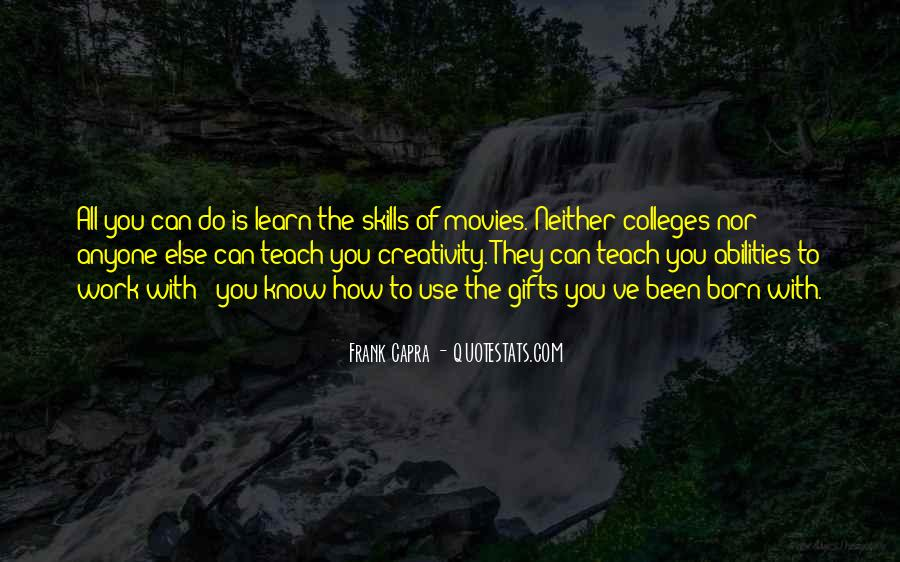 Anyone Can Learn Quotes #1358691