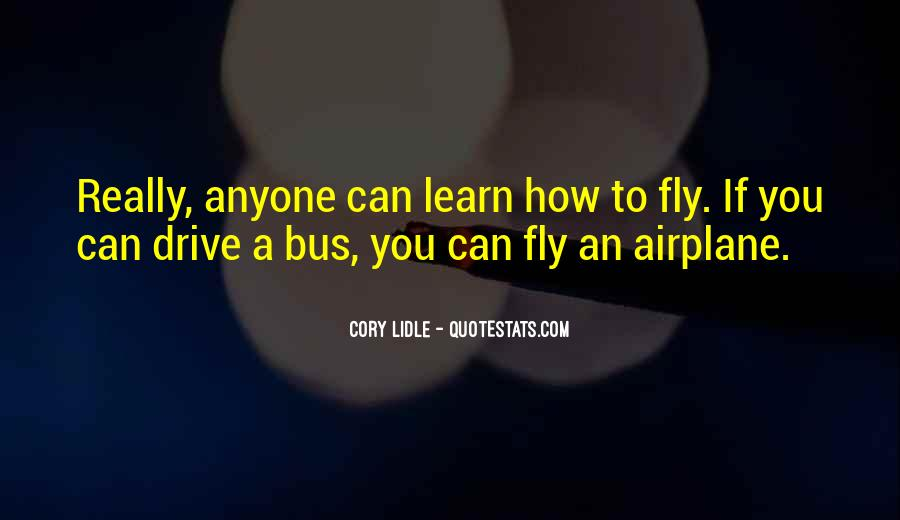 Anyone Can Learn Quotes #141949
