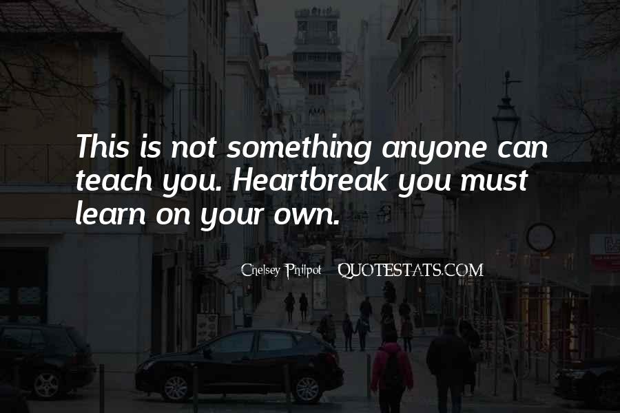Anyone Can Learn Quotes #481850