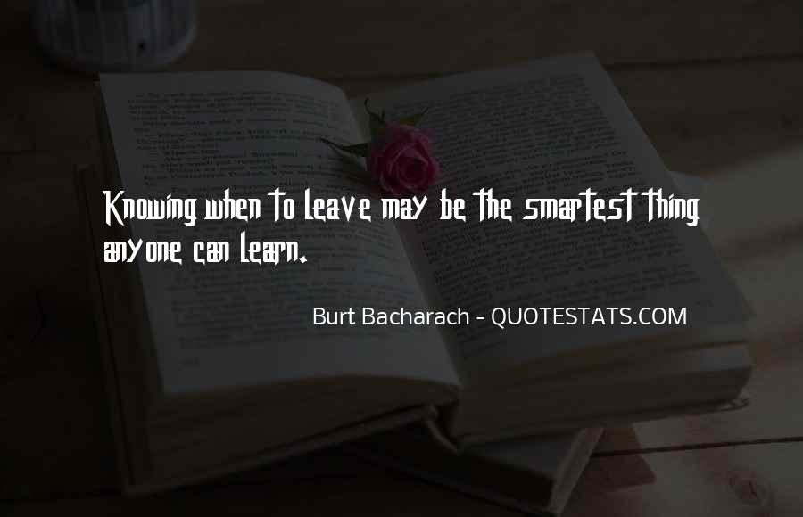 Anyone Can Learn Quotes #532490