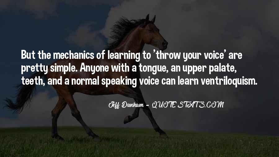 Anyone Can Learn Quotes #736490