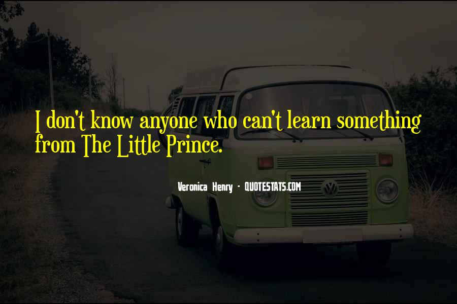 Anyone Can Learn Quotes #943145