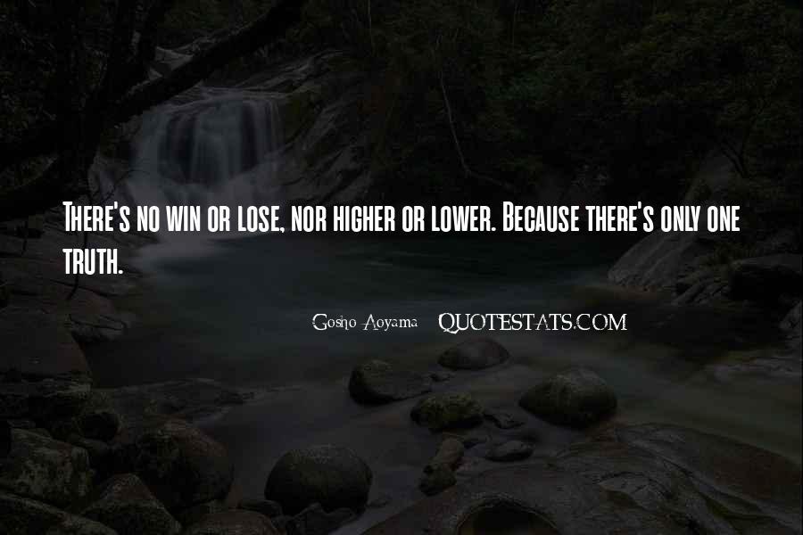 Aoyama Gosho Quotes #1760494