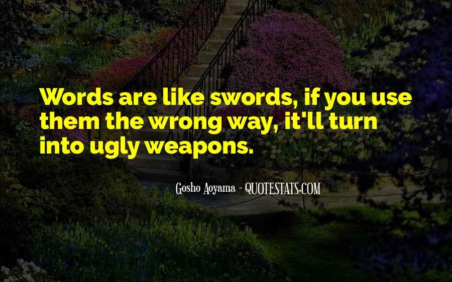Aoyama Gosho Quotes #1774627