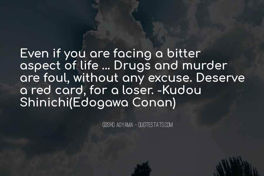 Aoyama Gosho Quotes #520012