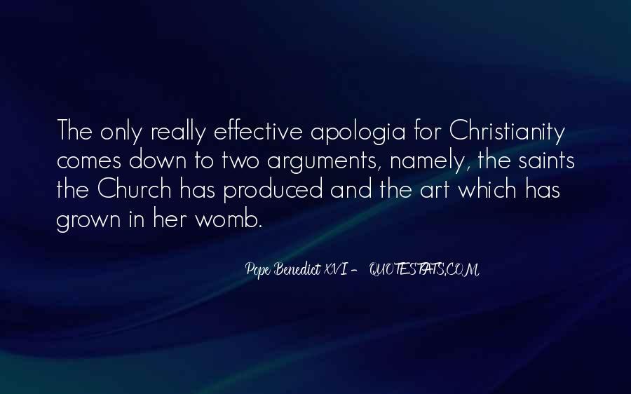 Apologia Quotes #1726747