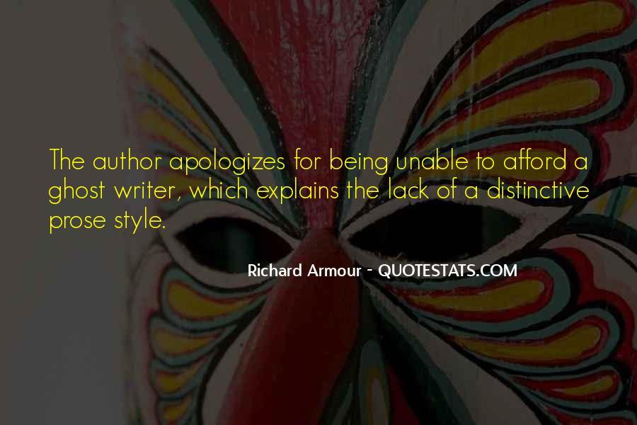Apologia Quotes #730