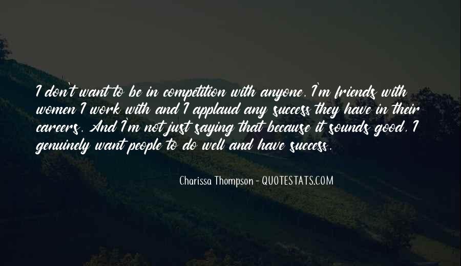 Applaud Quotes #55096