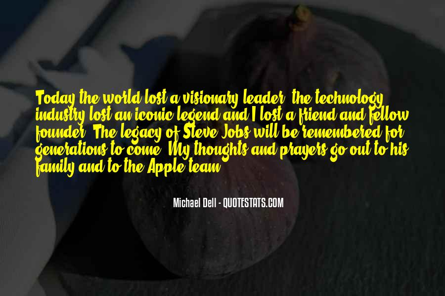 Apple Founder Quotes #788731