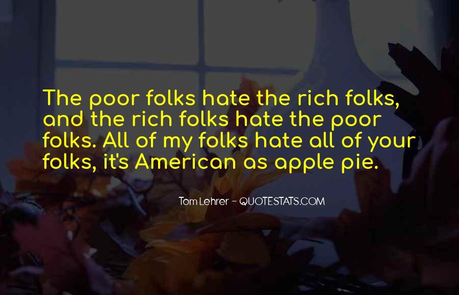 Apples Pie Quotes #1479734