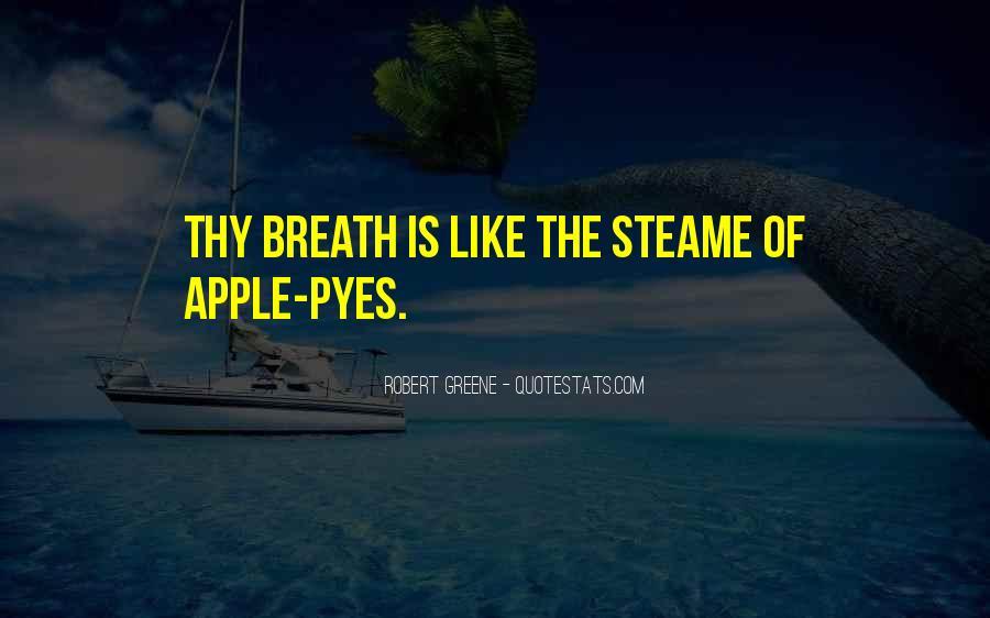Apples Pie Quotes #740108