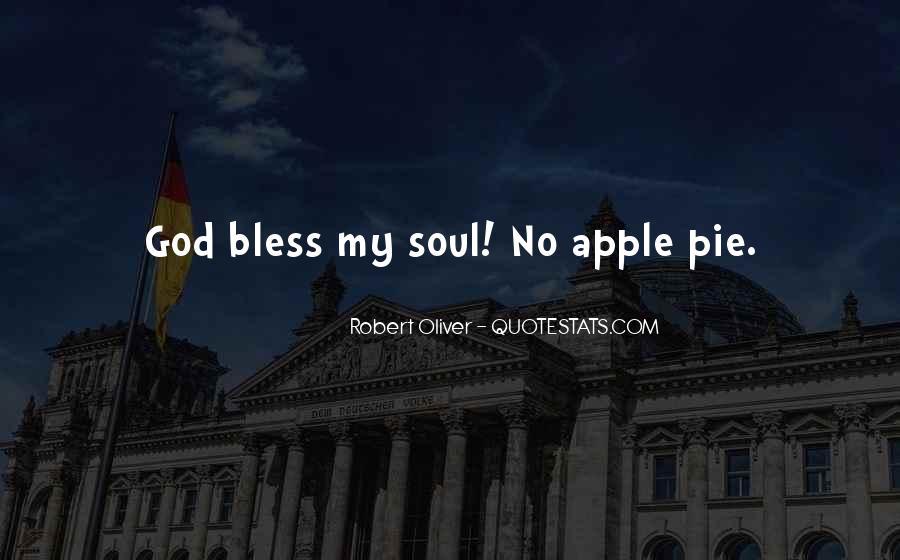 Apples Pie Quotes #804075