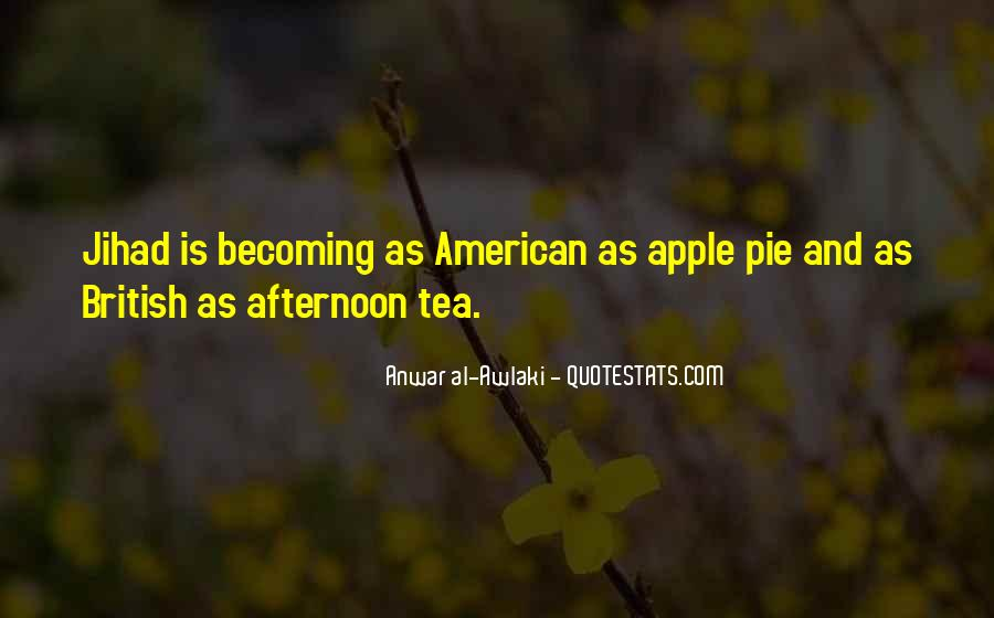 Apples Pie Quotes #828320