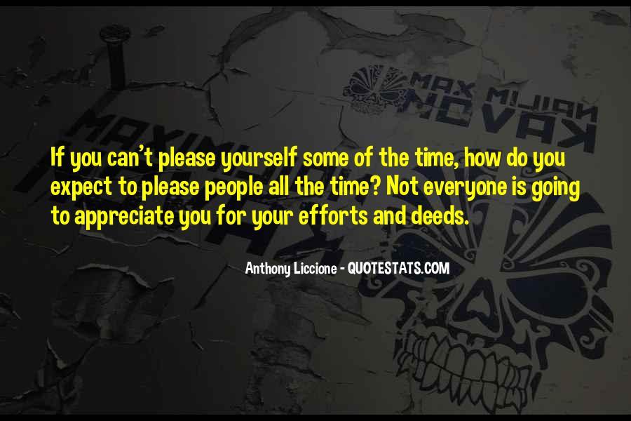 Appreciate All You Do Quotes #269013