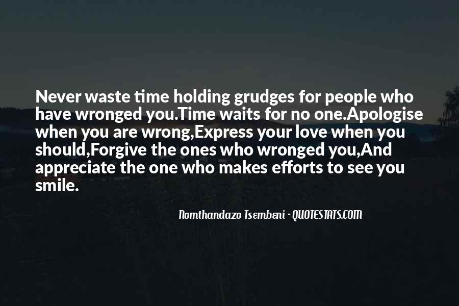 Appreciate Who You Are Quotes #298022