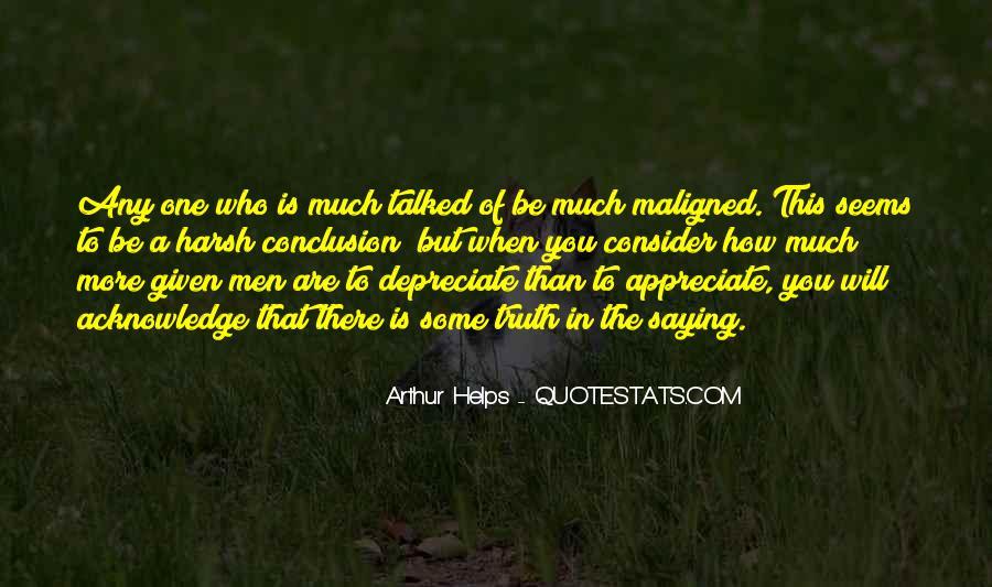 Appreciate Who You Are Quotes #498971