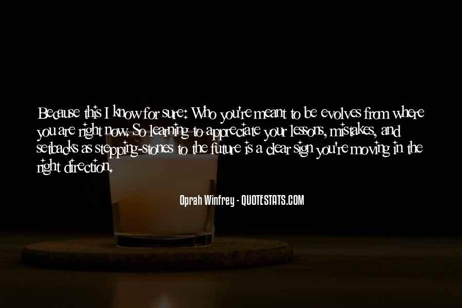 Appreciate Who You Are Quotes #670754
