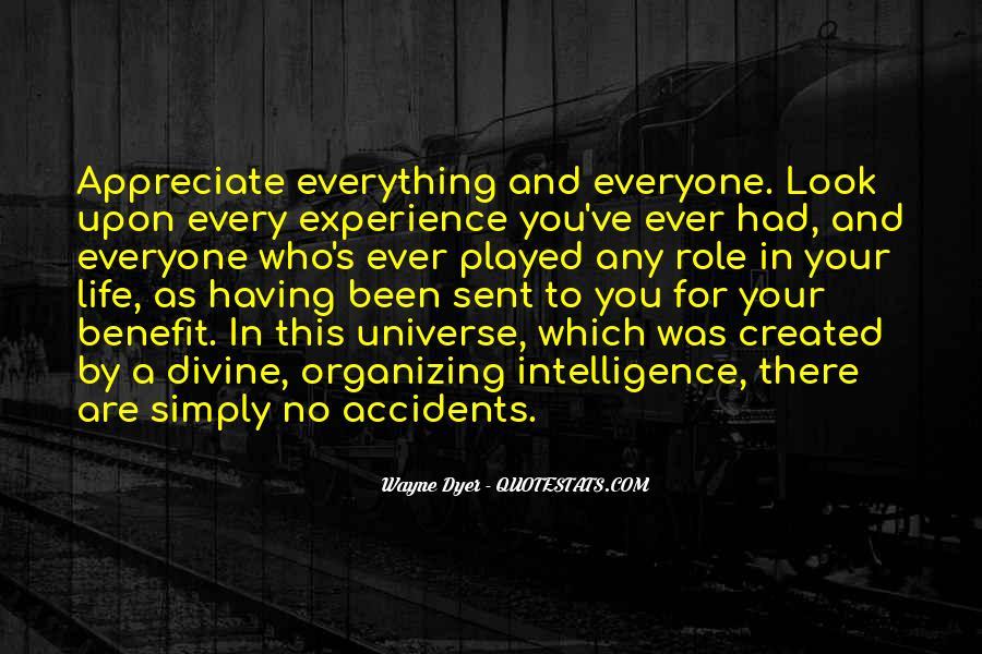 Appreciate Who You Are Quotes #745705