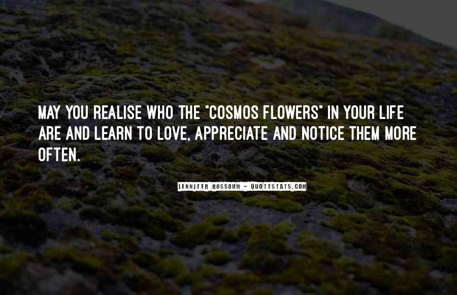 Appreciate Who You Are Quotes #981442