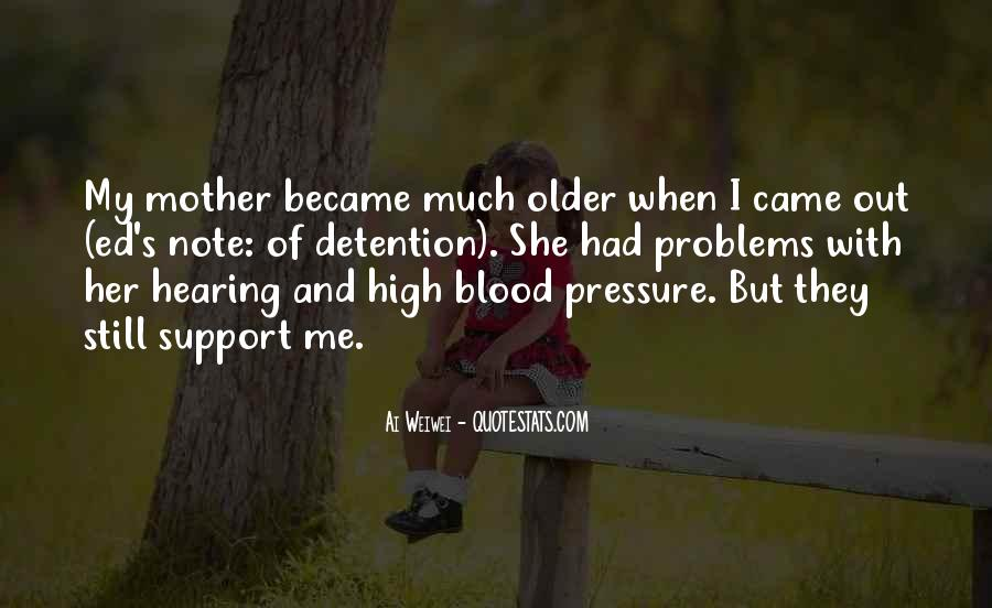 Quotes About Mother Support #1088145