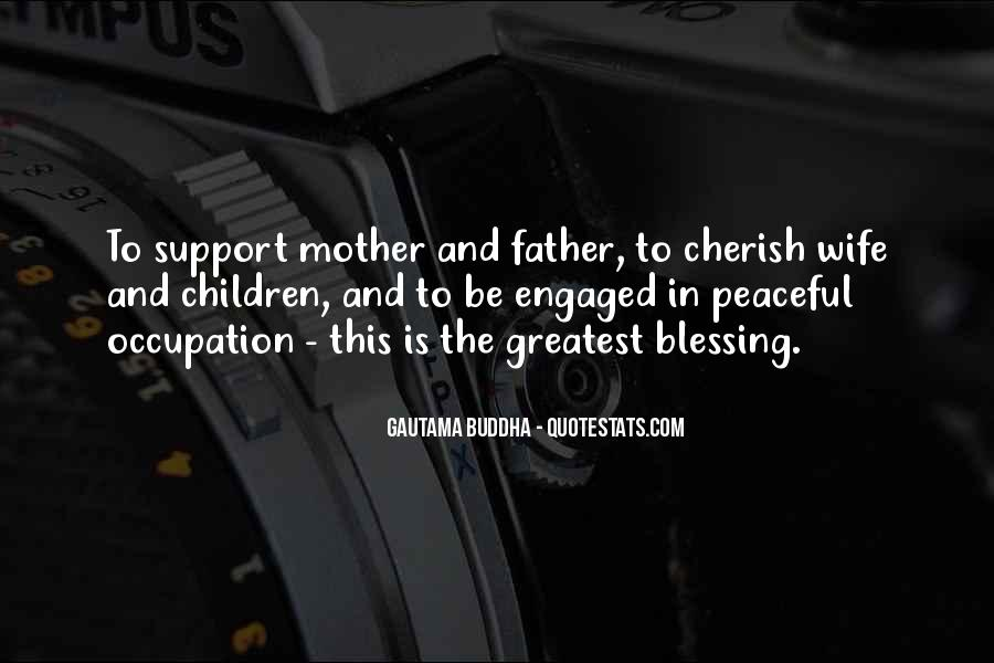 Quotes About Mother Support #490909
